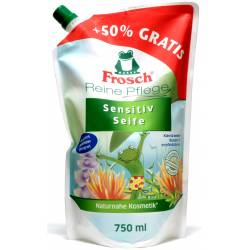 Frosch Granatapfel