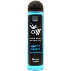 Cliff Arctic Spirit Energy Shower