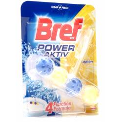 Bref WC Power Activ Lemon