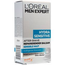 L´Oréal Men Expert Hydra Sensitive After–Shave Reparierender Balsam