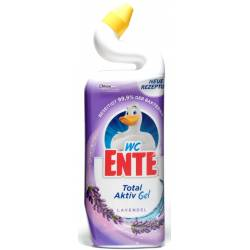WC Ente Total Aktiv Gel Lavendel