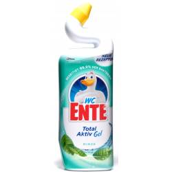 WC Ente Total Aktiv Gel Minze