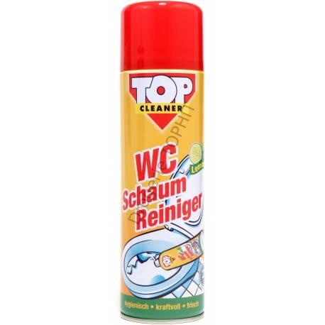 TOP Cleaner - WC Schaum Reiniger - Lemon