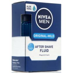 Nivea Men Original-Mild After Shave Fluid