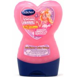 Bübchen Shampoo & Spülung Prinzessin Rosalea®
