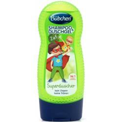 Bübchen 2in1 Superduscher Shampoo & Duschgel