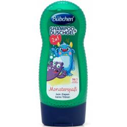 Bübchen 2in1 Monsterspaß Shampoo & Duschgel