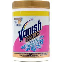Vanish Gold Oxi Action Brillantes Weiss Fleckentferner