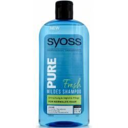 Syoss Pure Fresh Mildes Shampoo