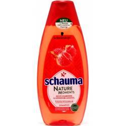Schauma Nature Moments Reife Himbeere & Sonnenblumenöl Shampoo