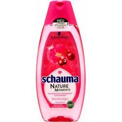 Schauma Nature Moments Kanadische Cranberry & Wildrose Shampoo