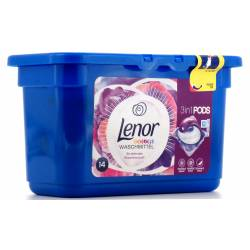 Lenor 3in1 Pods Strahlendes Blütenbouquet Color