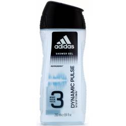 Adidas 3in1 Dynamic Pulse Shower Gel