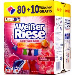 Weißer Riese Color Duo-Caps Aromatherapie Malaysische Orchidee & Sandelholz