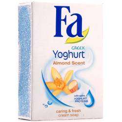 Fa Greek Yoghurt Cream Soap