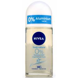 Nivea Fresh Natural 48h Deo Roll On