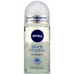 Nivea Pure Invisible 48h Deo Roll On