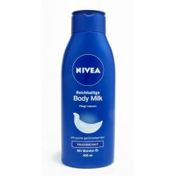 NIVEA BODY MILK - pflegt intensiv