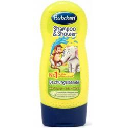 Bübchen 2in1 Dschungelbande Shampoo & Shower