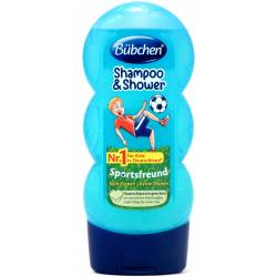 Bübchen 2in1 Sportsfreund Shampoo & Shower
