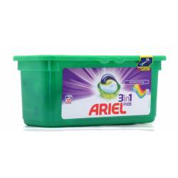 Ariel Compact 3in1 Pods Colour & Style